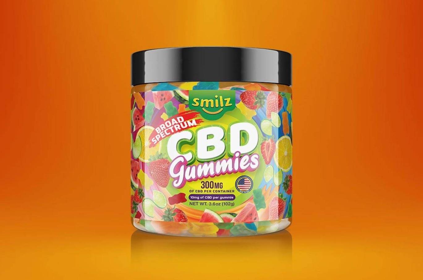 CBD sladkosti / CBD cukríky