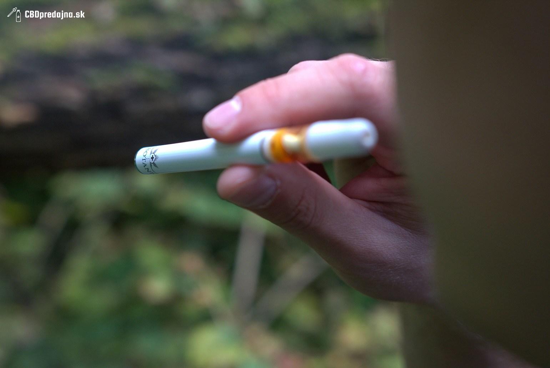 CBD e cigarety - naše skúsenosti a recenzie
